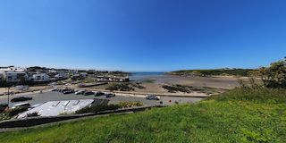 Cemaes Harbour Anglesy